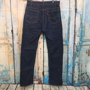 Vintage Levi's Orange Tab Jeans USA 32 x 31